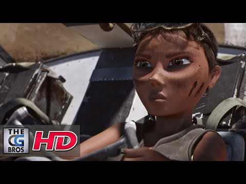 "CGI **Award-Winning** 3D Short HD: ""The Oceanmaker"" - by Mighty Coconut"