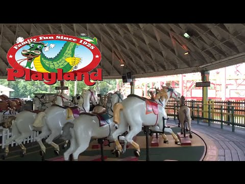 Playland Park (Rye Playland) Visit
