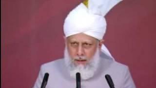 Jalsa Salana Germany 2009 - Day 3 Concluding Address - Part 2 (Urdu)