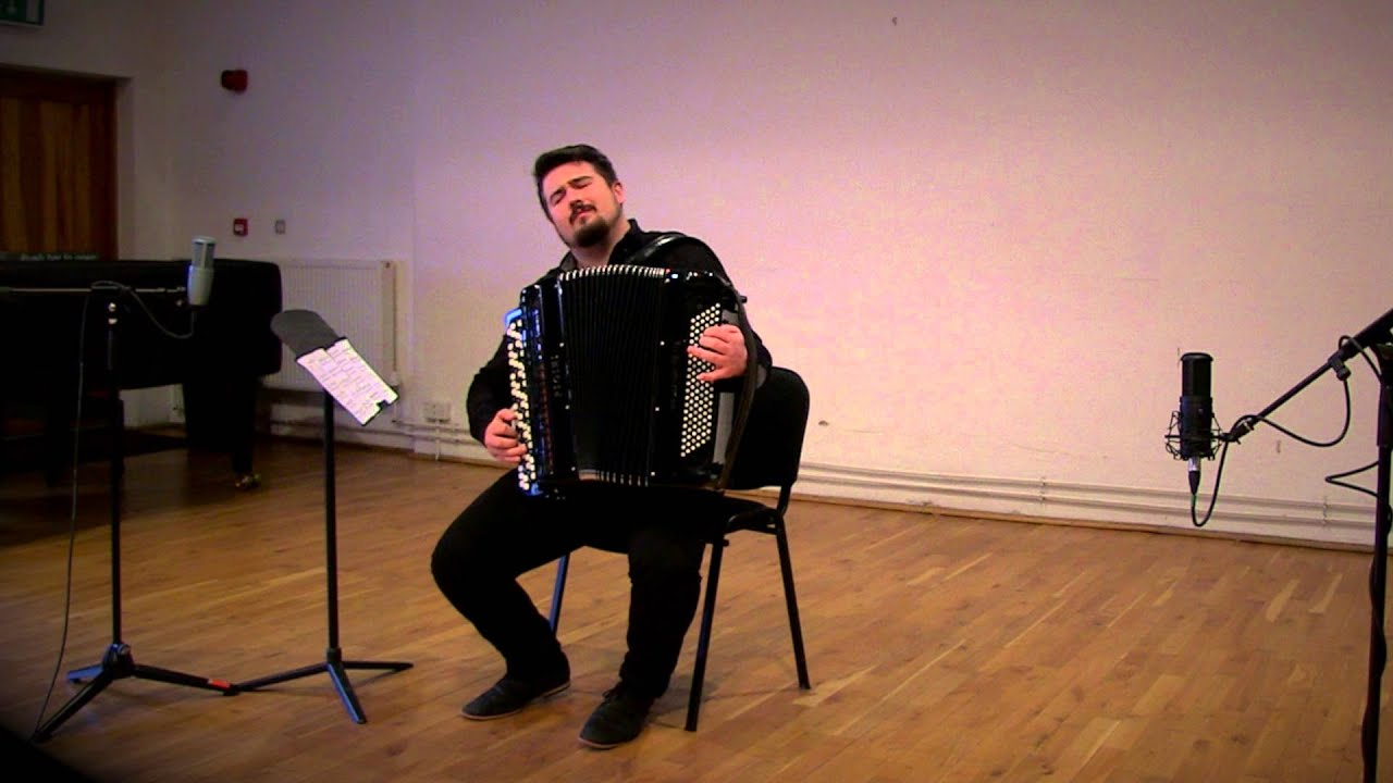 Vaclav Trojan - The Destroyed Cathedral - Bartosz Glowacki accordion