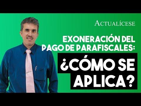 Entidades Exoneradas Del Pago De Aportes De Parafiscales Según La Ley De Crecimiento Económico