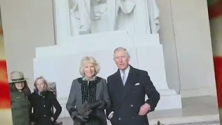 Prince Charles and Camilla to visit the White House