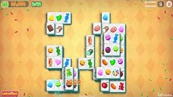 Mahjongg Candy  Gameplay