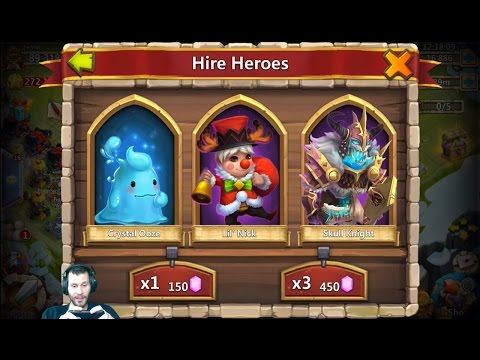 Asked For LIL Nick + SK And THIS Happend INSANE Session Castle Clash