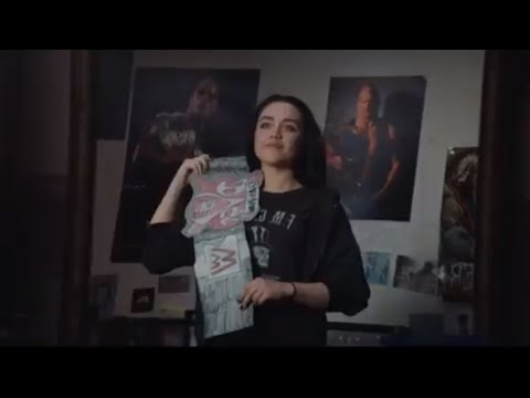 "Paige's journey to WWE comes to the big screen this February in ""Fighting with My Family"""
