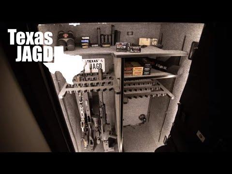 Liberty Gun Safe - $40 DIY Interior LED Lighting Installation