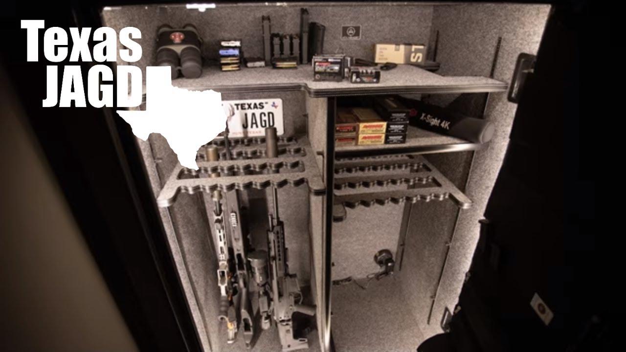liberty gun safe 40 diy interior led lighting installation