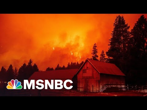 California Fires And Ida Floods Show A Climate In Crisis