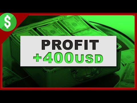 Trade +400 U$D EN VIVO – Explicado – TRADING ORDERFLOW NINJATRADER