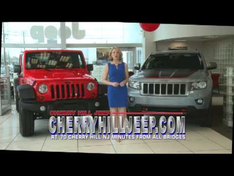 cherry hill jeep 39 s jeep wrangler jeep grand cherokee sale on now youtube. Black Bedroom Furniture Sets. Home Design Ideas