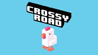 تجربة العاب : طريق الخطر #1 Games Test : Crossy Road #1 screenshot 5
