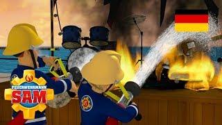 Feuerwehrmann Sam Deutsch Neue Folgen | Mikes Rakete - Sam im Weltraum | 1 Stunde  Kinderfilme