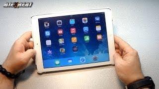 iPAD Air стоит ли покупать ? обзор и тестирование Apple iOS review