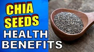 14 Incredible Health Benefits of Chia Seeds - Hair Growth, Weight Loss & Side Effects