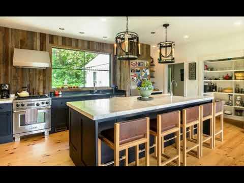 Rustic Modern Farmhouse Kitchens