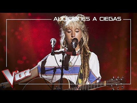 Greta Borszewski canta 'Dance monkey' | Audiciones a ciegas | La Voz Antena 3 2021