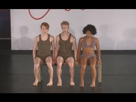 To Grasp a Drifting Memory - Stacey Tookey Choreography