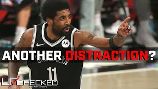 The Nets Can't Count On Kyrie Irving