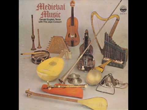 The Jaye Consort with Gerald English - Medieval Music - S2T1 Ductia