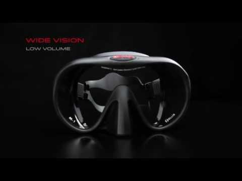 Dive Imports Australia - Hollis M1 Mask
