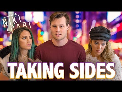 TAKING SIDES | Niki and Gabi Take New York S3 EP 3