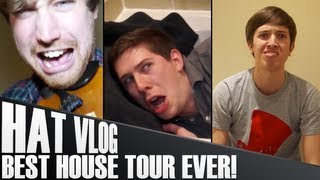 Hat Vlog: Best House Tour EVER!