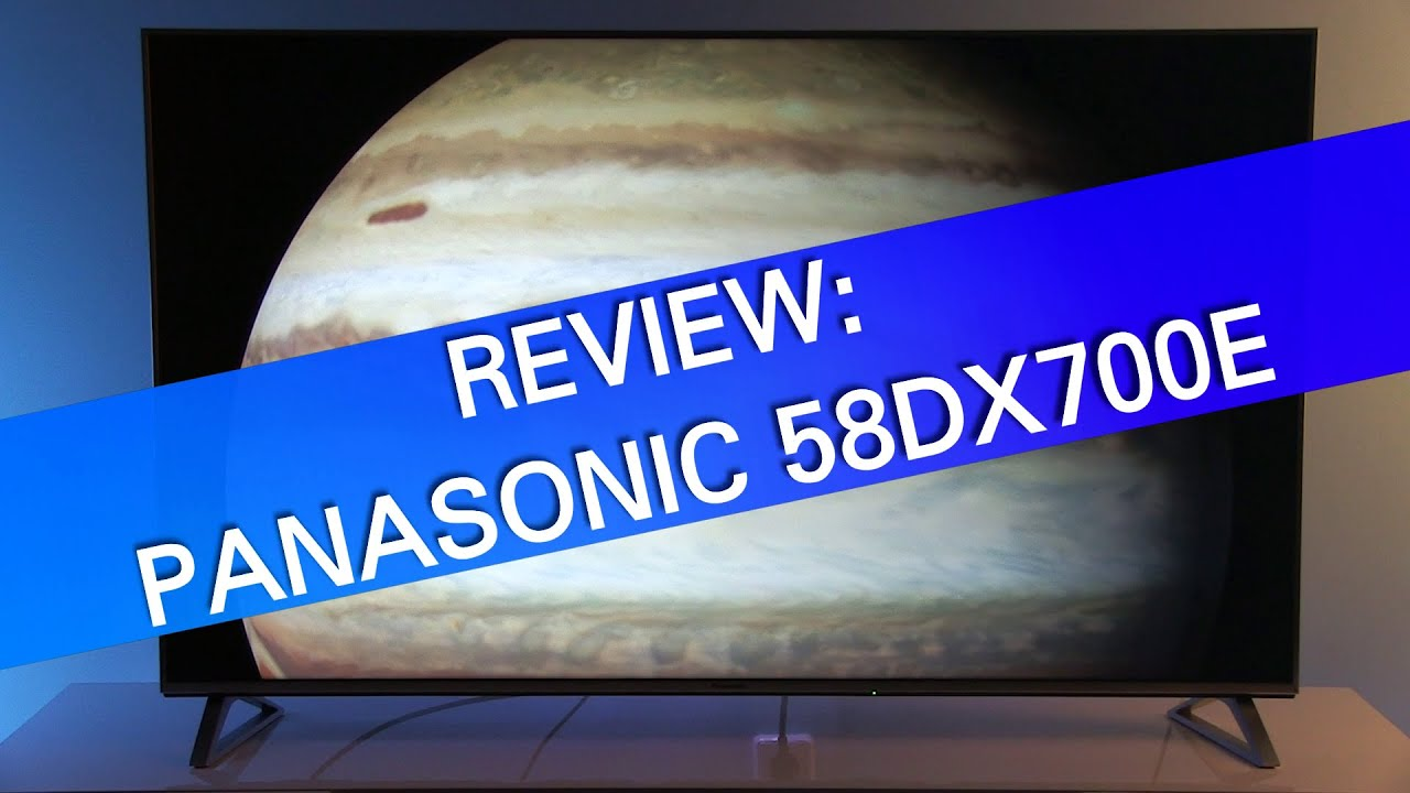 PANASONIC VIERA TX-58DX700E TV DRIVER UPDATE
