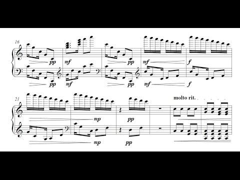 """Aitor Merino Martínez - """"Tango brasileño"""" in C Major, Op.96"""