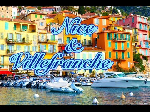 Nice and Villefranche, France: Beaches, Glitz, Glamour and More - Travel Food Drink