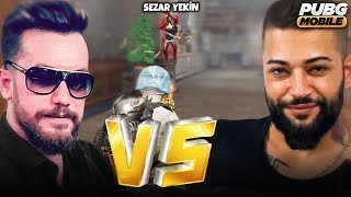 SEZAR YEKİN vs APOLLOO 1vs1 TAVA ATTIM - Pubg Mobile