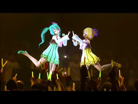 Live Party in Sapporo 2011- Colorful x Melody (Hatsune Miku & Kagamine Rin)