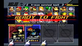 Gambar cover Super Smash Bros Melee - SSKR Gaming VS TheAwesomeShow9821 (Pt-1)