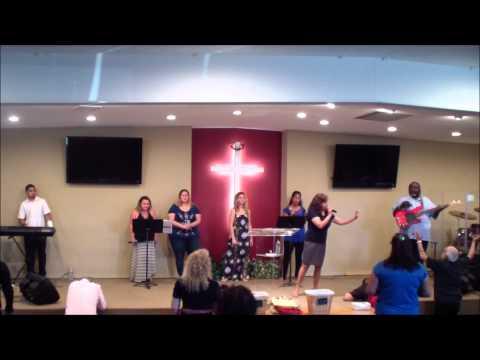 Powerhouse Worship Ministry - Sacramento, Ca.  8/30/15