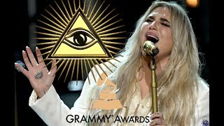 THE GRAMMY AWARDS 2018 ILLUMINATI EXPOSED... (MUSIC)