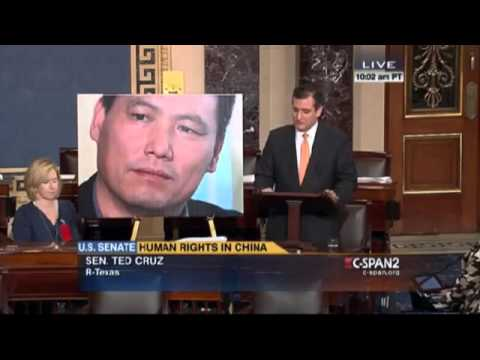 Ted Cruz on Human Rights in China Nov 4 2015