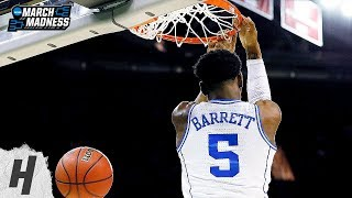 Best NCAA Dunks - 1st Round | 2019 NCAA March Madness Video