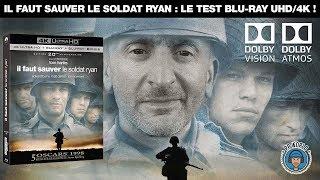 Le Blu-ray 4K du Soldat Ryan est-il un des MEILLEURS au MONDE ?!