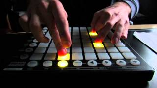 [PREVIEW] Levels (Skrillex Remix) AVICII - Launchpad Freestyle - Daily made and recorded (26/02/14)