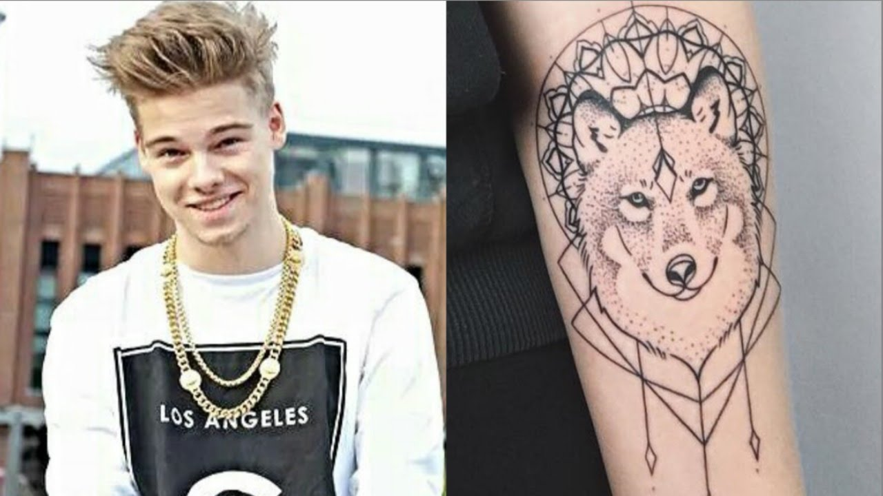 Youtuber Tattoos