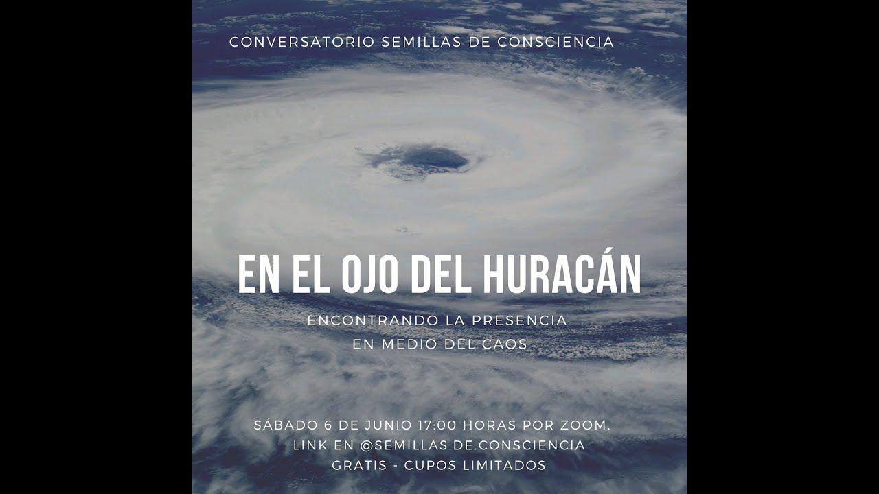 En el ojo del Huracán: encontrando la presencia en medio del caos