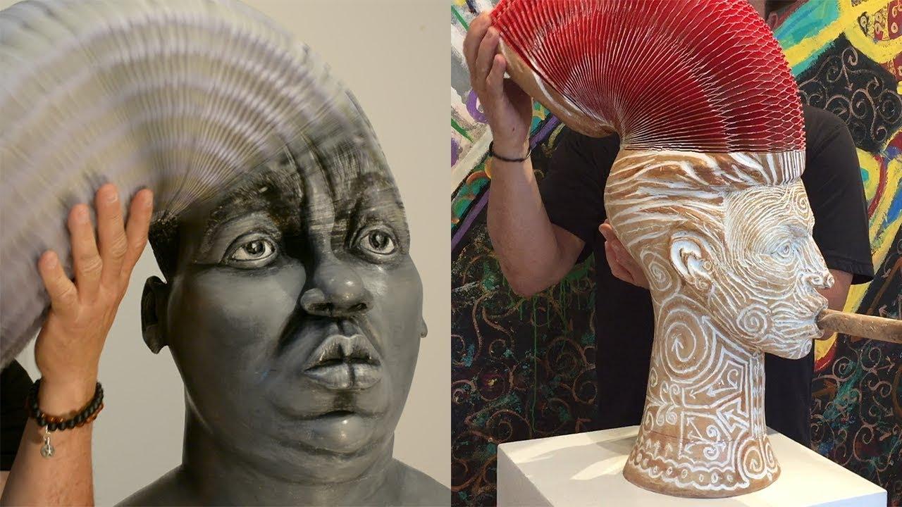 Image result for Hygo stretchable paper sculpture