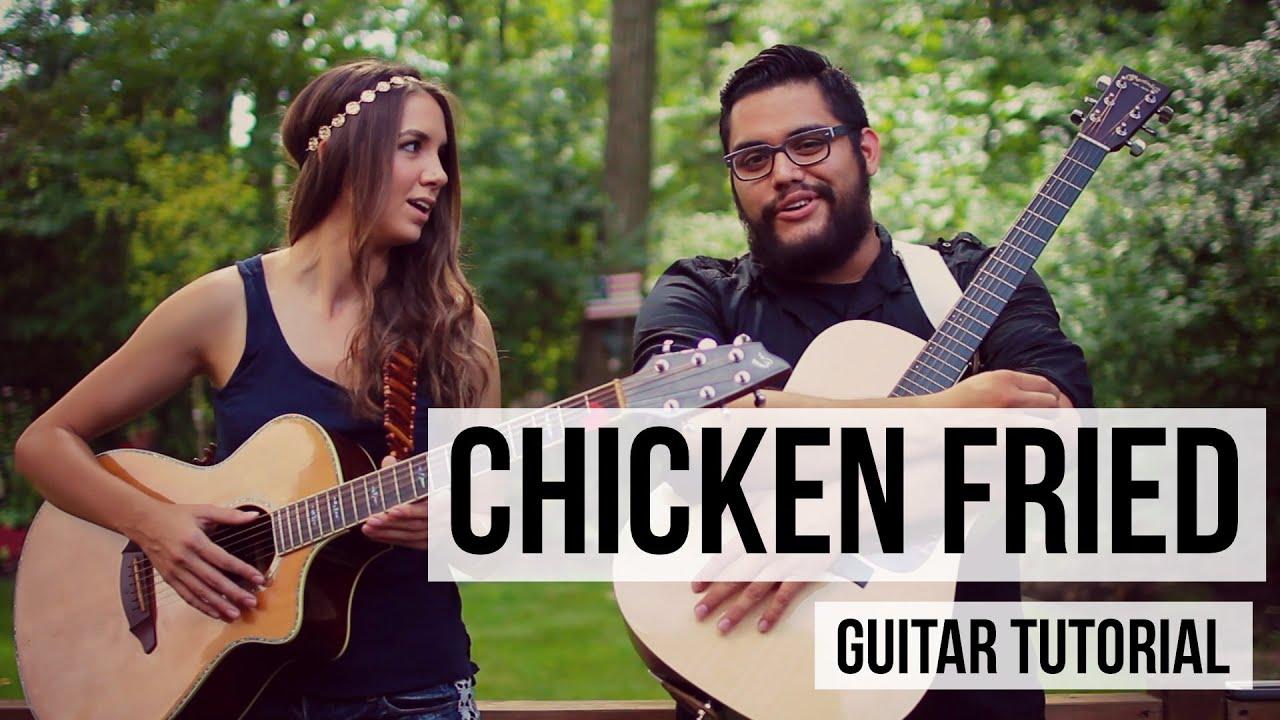 Chicken fried zac brown band guitar tutorial youtube hexwebz Choice Image