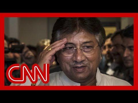 Former Pakistan President Musharraf sentenced to death