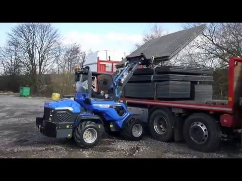 Loading Trackway with the MultiOne 10 Series