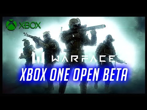 WARFACE XBOX ONE OPEN BETA thumbnail