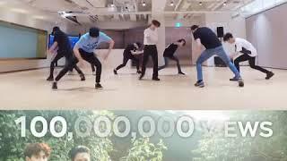 EXO - 엑소 '전야 (前夜) (The Eve)' Dance Practice