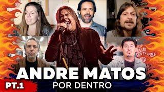 Andre Matos Pt.01 - Por Dentro com Convidados Especiais YouTube Videos