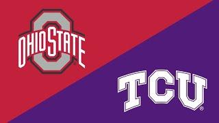 Ohio State Vs TCU Pump Up