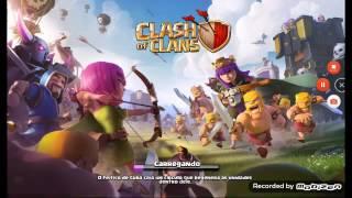 Clash of clans 9#faz uma semana que eu não faço videos de clash então olhe como minha vila esta