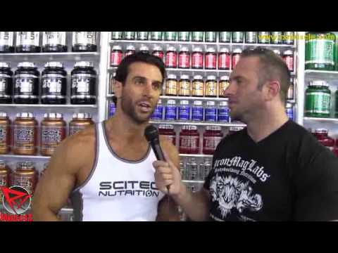 Joe Donnelly Interviewed At The 2012 Arnold Classic Europe